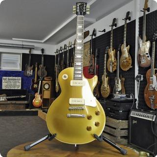 Gibson Les Paul Showcase Edition 1956 1988 Goldtop