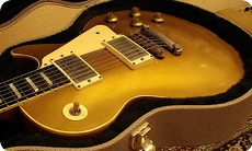 Real Guitars Custom Build 57 Goldtop 2019 Goldtop