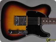 Fender-Telecaster-1984-3-tone Sunburst