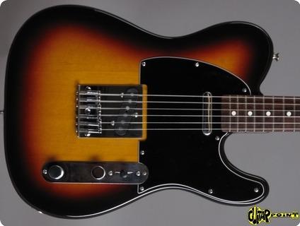 Fender Telecaster 1984 3 Tone Sunburst