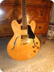 Gibson ES335TDN Custom Shop gold Hdwr Tim Shaw PAFs 1984 Blond