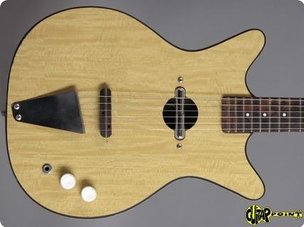 Danelectro Convertible 1961 White