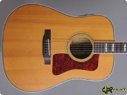 Framus Fd 30 Sf 1990 Natural
