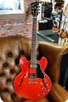 Gibson ES 335 Dot 2019 Antique Faded Cherry