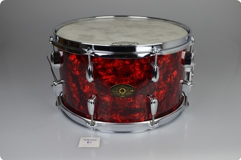 Montineri Custom Radio King Red Diamond Pearl