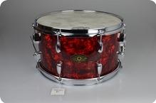 Montineri Custom Radio King Red Diamond Pearl