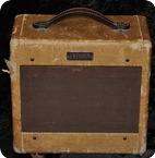 Fender TWEED CHAMP 5C1. Model600. 1953 Original Tweed