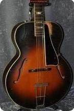 Gibson L 50 Carved SPRUCE Top.CITES Certificate Incl. 1948 Original Sunburst