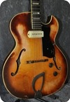 Guild CE 100. 1960 Original Sunburst