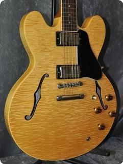 Gibson Es 335 Dot Superflamed! 1991 Original Finish