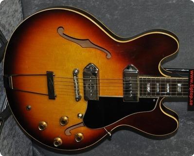 Gibson Es 330td. 1967 Original Sunburst.