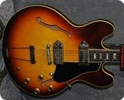 Gibson ES 330TD. 1967 Original Sunburst