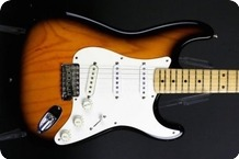Fender-Stratocaster 1954 CUSTOM SHOP.-1994-Original Sunburst.