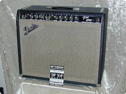 Fender Pro Amp.jbl Alnico 15 Inch. 1964 Original Finish