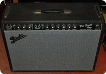 Fender-PRO Reverb Blackface.-1967-Original Finish