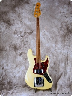 Fender Jazz Bass 1965 Blonde
