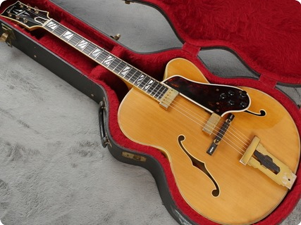 Gibson Johnny Smith 1967 Blonde