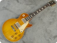 Gibson Les Paul Conversion 1956 Sunburst