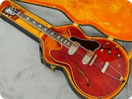 Gibson ES 330 TDC 1964 Cherry Red