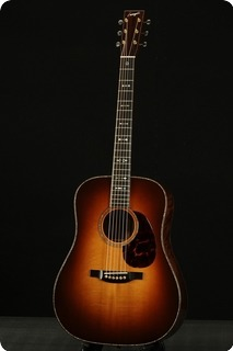 Bourgeois Luthiers Choice Custom Dreadnought 2012 Sunburst
