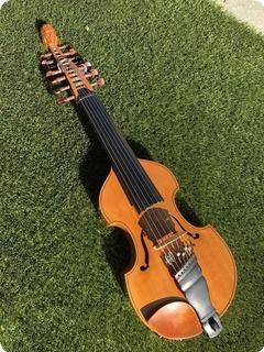 Hans Zolch Viola D'amour