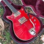 Gretsch Jet Firebird 6131 1960 Red