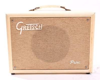 Gretsch Valco Princess 6153 Amp 1961 White
