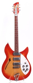 Rickenbacker 340 1966 Fireglo