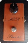 Mxr Phase 45 Script Logo 1974 Orange