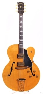 Gibson Es 350t 1957 Blonde Natural