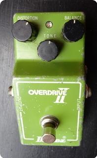 Ibanez Od 855 1974 Green Narrow Box