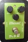 Maxon DS II 1978 Green Box