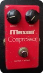 Maxon CP 101 Compressor 1976 Red Box