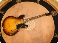 Gibson ES330TD NEAR MINT 1968 Tobacco SB DARK