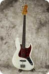 Fender-Jazz Bass-1963-White