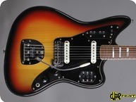 Fender Jaguar 1974 3 Tone Sunburst