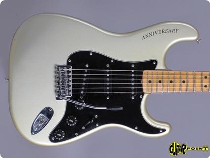 Fender Stratocaster 25th Anniversary 1979 Silver