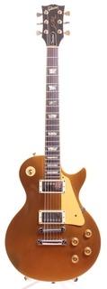 Gibson Les Paul Standard 1980 Goldtop