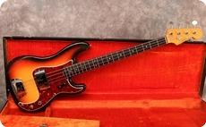 Fender Precision 1966 Sunburst