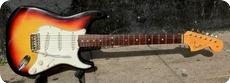 Fender Straotcaster 1966 Sunburst