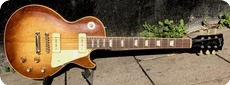 Gison Les Paul 1968 Sunburst