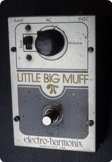 Electro Harmonix Little Big Muff Pi 1976
