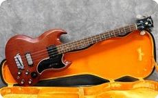 Gibson-Eb3-1961-Cherry