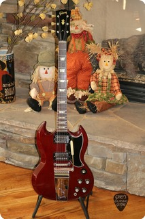 Gibson Sg Standard   (gie1176)  1966