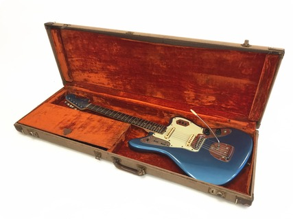 Fender Jaguar 1963 Lake Placid Blue