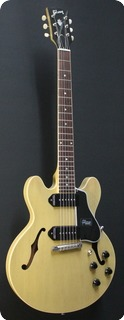 Gibson Limited Edition Cs 336  Tv Yellow 2017