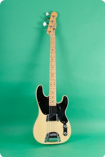 Fender Precision Bass 1953 Butterscotch
