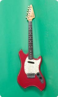 Fender Swinger 1969 Red