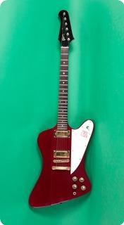 Gibson Firebird 1981 Red