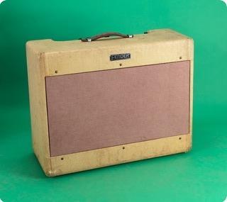 Fender Twin Amp 1952 Tweed